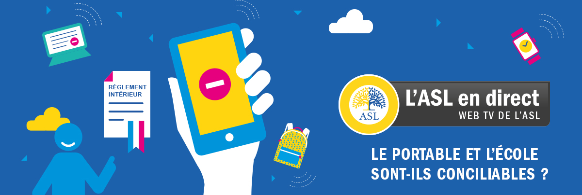 Le portable et l école sont-ils conciliables     L Autonome de solidarité  Laïque 227fdc9e9db
